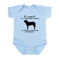 Belgian Laekenois Dog Breed Designs Infant Bodysui
