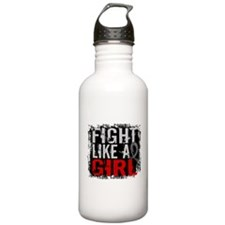 Fight Like a Girl 31.8 Diabetes Water Bottle