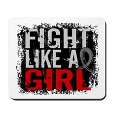Fight Like a Girl 31.8 Diabetes Mousepad