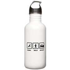 Car Mechanic Water Bottle