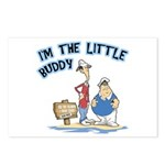 I'm The Little Buddy Postcards (Package of 8)