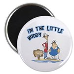 I'm The Little Buddy Magnet