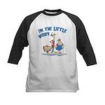 I'm The Little Buddy Kids Baseball Jersey