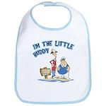 I'm The Little Buddy Bib