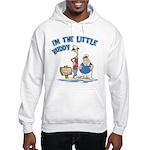 I'm The Little Buddy Hooded Sweatshirt