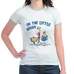 I'm The Little Buddy Jr. Ringer T-Shirt