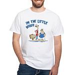 I'm The Little Buddy White T-Shirt