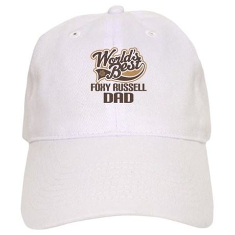 Foxy Russell Dog Dad Cap