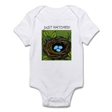 Just Hatched Infant Bodysuit