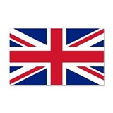 Union Jack Car Magnet 20 x 12