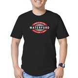 WaterfordLogoRed-Black-WhiteVector2010 T-Shirt