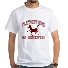 "Flatpoint High ""Go Donkeys!"" T-Shirt T-Shirt"