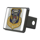 50th Tactical Fighter wing Rectangular Hitch Cover