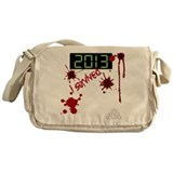Courtney Meeker Messenger Bag