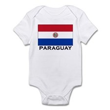 Flag of Paraguay Infant Bodysuit