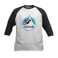 Rock Climber Baseball Jersey