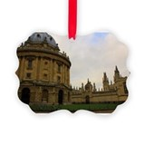 Cute College Picture Ornament