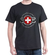Switzerland Hockey T-Shirt