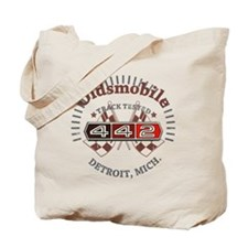 Oldsmobile 442 Muscle Tote Bag