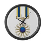 USAF Distinguished Service Medal Large Wall Clock