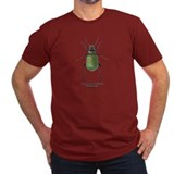 Fiery Searcher T-Shirt - Green T-Shirt