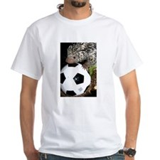 Porcupine With Soccer Ball Shirt