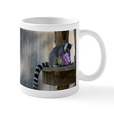 Lemur With Easter Bucket Mug