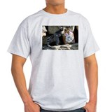 Lemur In Easter Bag T-Shirt