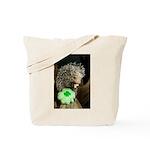 Porcupine with Shamrock Tote Bag