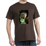Porcupine with Shamrock Dark T-Shirt