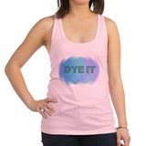 dyeit1.png Racerback Tank Top