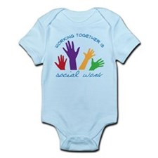 Social Work Infant Bodysuit