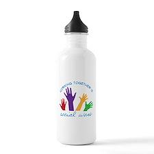 Social Work Water Bottle