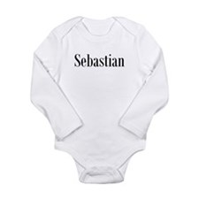 Sebastian Long Sleeve Infant Bodysuit