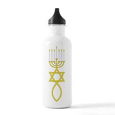 Messianic Seal Water Bottle