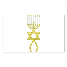 Messianic Seal Decal