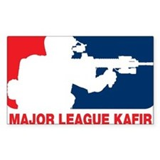 Major League Kafir Decal