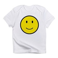 Happy Face Smiley Infant T-Shirt