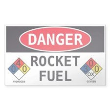 Cool Danger Decal
