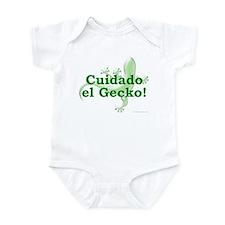 Cuidado el Gecko Infant Bodysuit