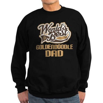 Goldendoodle Dog Dad Sweatshirt (dark)