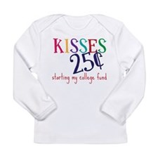 My College Fund Long Sleeve Infant T-Shirt
