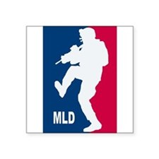 MLD Rectangle Sticker
