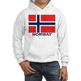 Norway Flag Stuff Hoodie