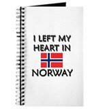 I Left My Heart In Norway Journal