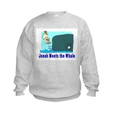 Jonah and the Whale Sweatshirt