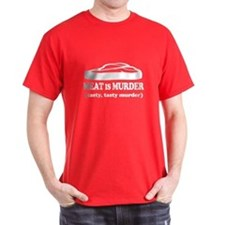 Funny! - Meat Is Murder T-Shirt