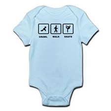 Figure Skating Infant Bodysuit