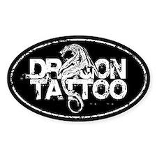 Dragon Tattoo Decal