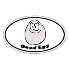 Good Egg Decal
